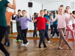 Cours de danse - Hiver 2020