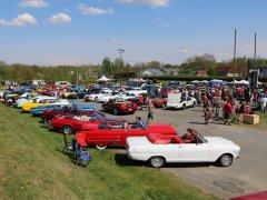 Festival des voitures anciennes