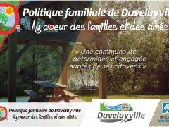 Politiques sociales de Daveluyville