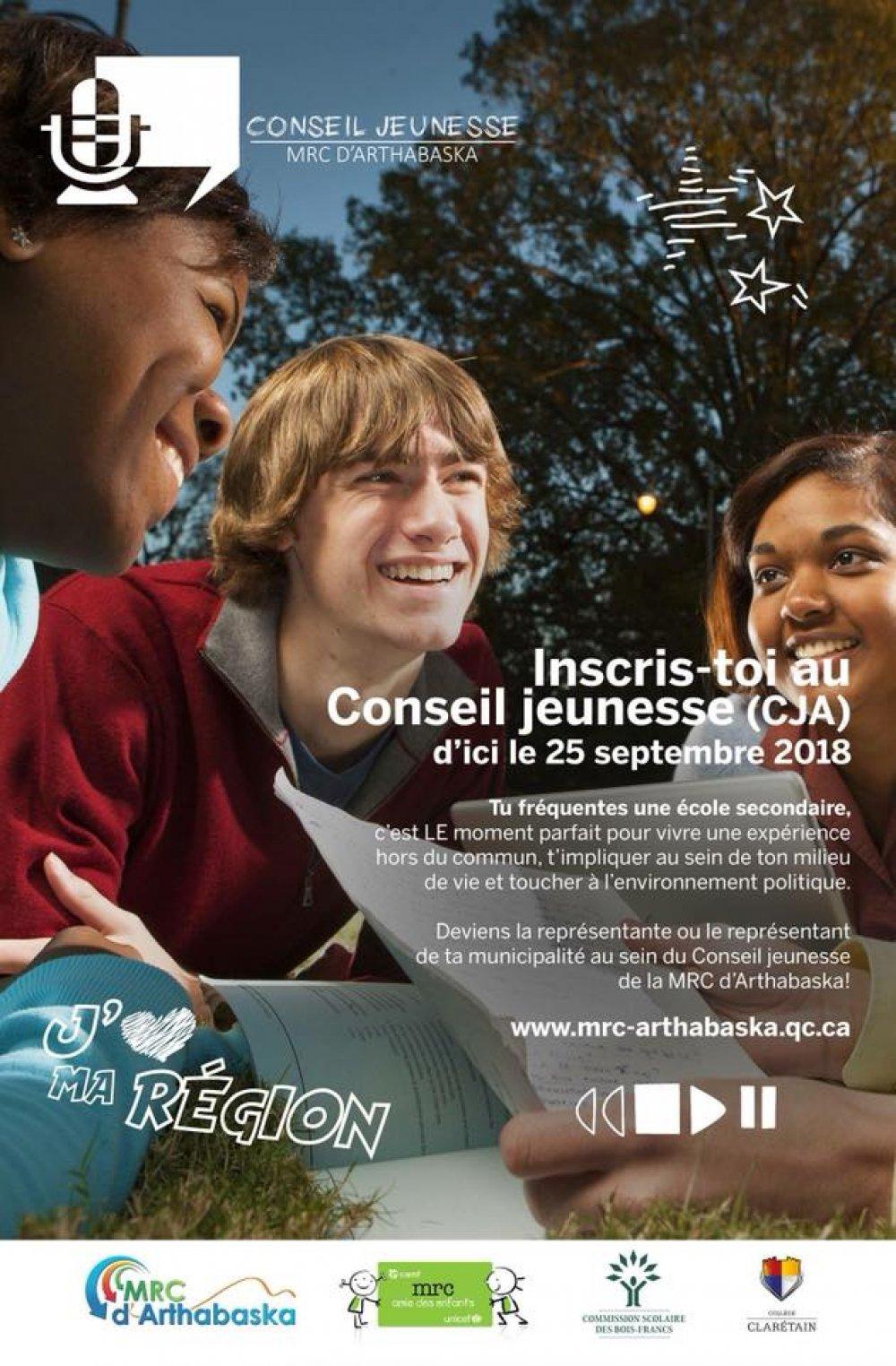 Conseil jeunesse (CJA)