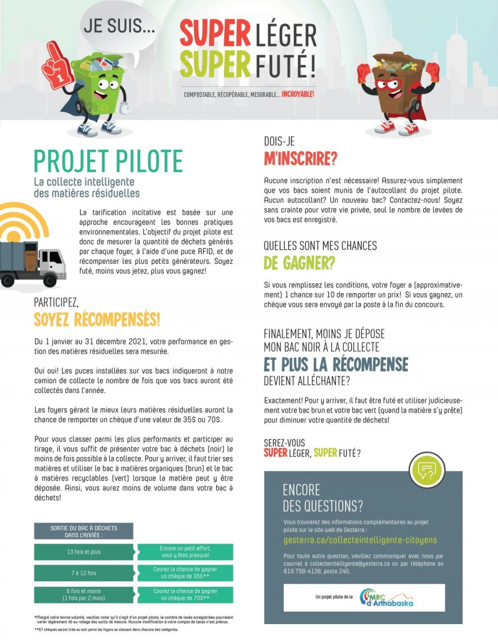 Projet pilote