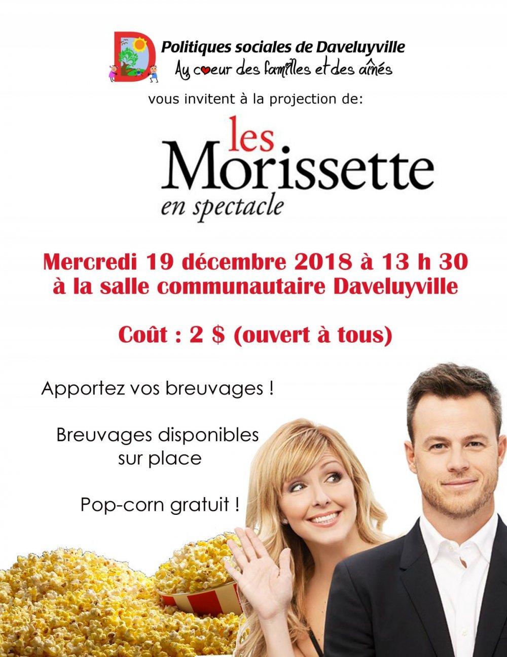 Projection des Morissette