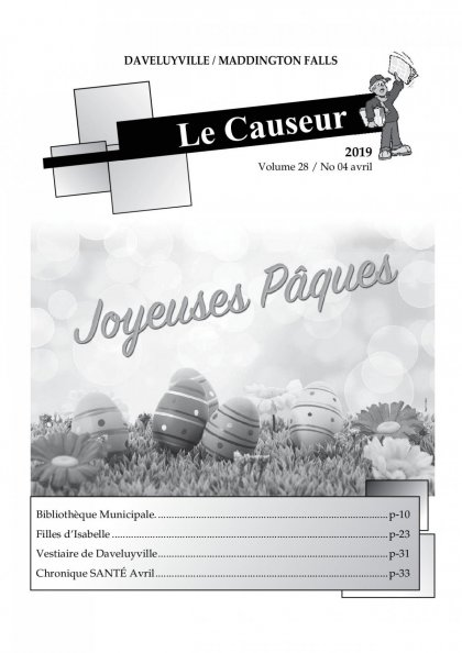 Causeur d'avril 2019