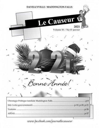 Causeur de janvier 2021