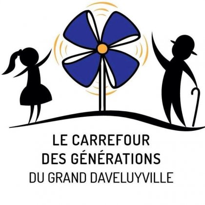 Logo du Carrefour des générations